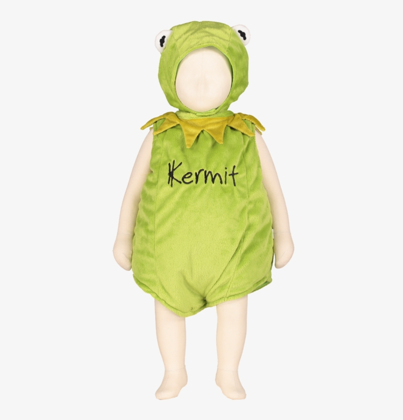 Size 12 months New! Disney Kermit Frog Infant Child Halloween Costume w// pants