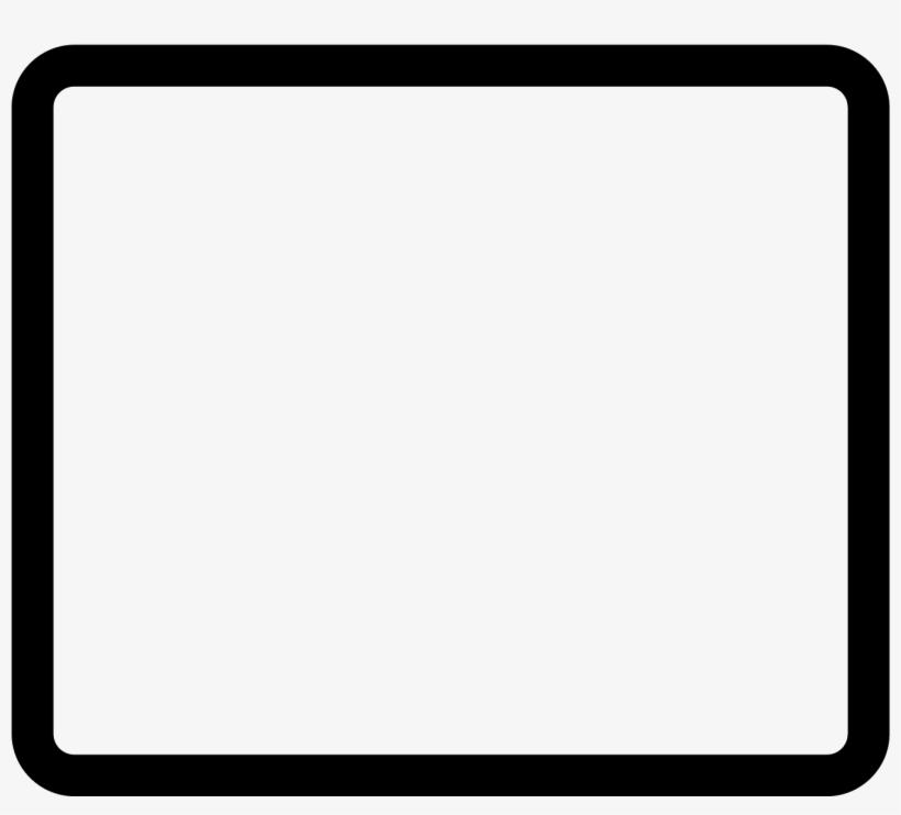 Full Image Icon - Mobile Frame Png Full Hd, transparent png #678756
