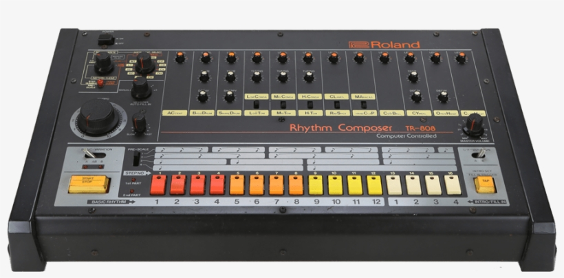 Check Out What Might Be The Biggest Track Coming From - Roland Tr 808, transparent png #678879