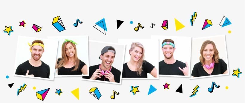 Kids Disco Party Crew, transparent png #6723975