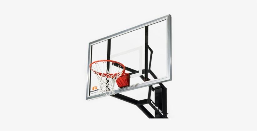 Goalrilla Basketball Hoops - Goaliath Vs Silverback Basketball Hoop, transparent png #682173