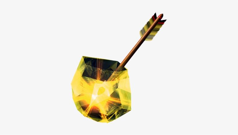 Light Arrow Oot - Flechas De Luz Ocarina Of Time, transparent png #683009