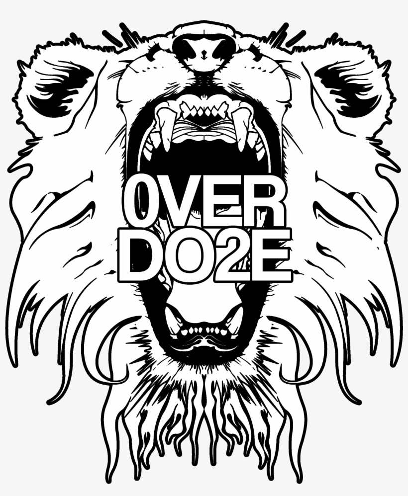 Jpg Free Download Roaring Lion Black And White Clipart Lion Open Mouth Drawing Free Transparent Png Download Pngkey