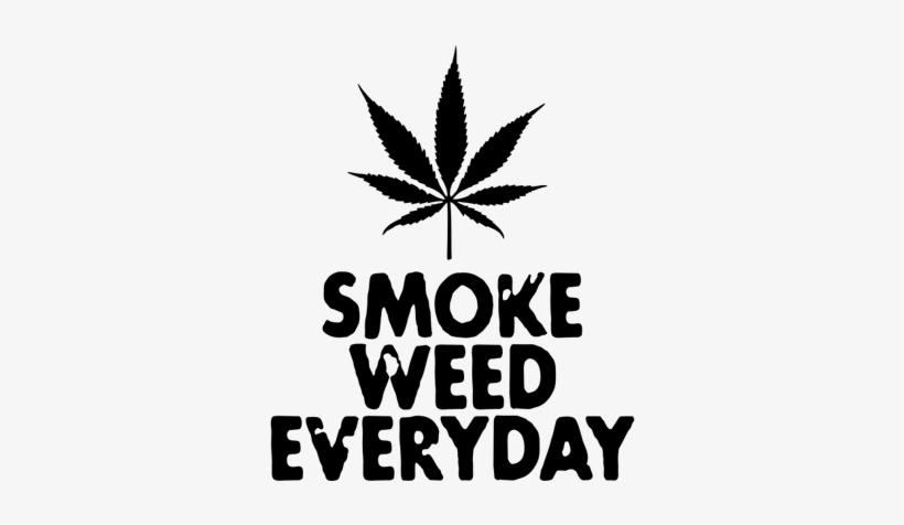 Cebu T Shirt Everyday Dg Srcs Design - Smoke Weed Everyday Design, transparent png #683791
