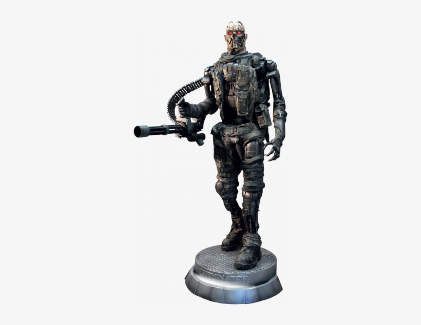 1 Scale Life Size Statue - 1 1 Scale Terminator, transparent png #684234