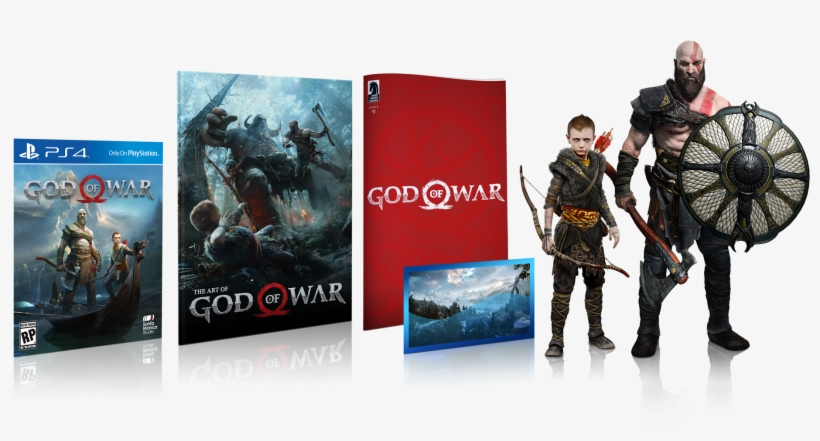 Edition - Sony God Of War - Playstation 4, transparent png #688056
