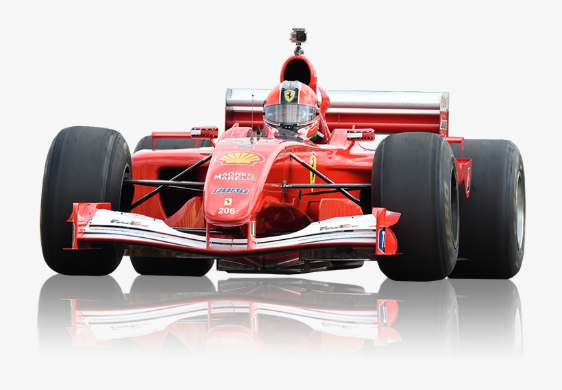 Was A Complete Domination By Ferrari With The Driver's - 2001 Formula One World Championship, transparent png #688399