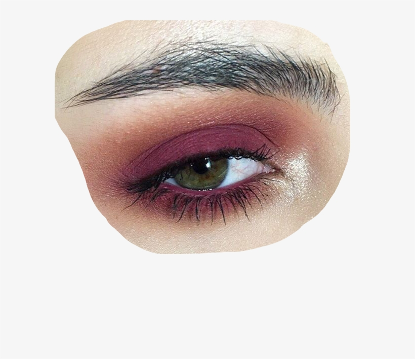 Eye Makeup Eyeshadow Aesthetic Grunge Vintage Retro - Eye Shadow, transparent png #688703