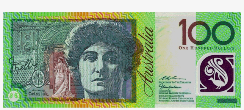Currency Of Australia 100 Australian Dollar Vnd Transpa Png 689592