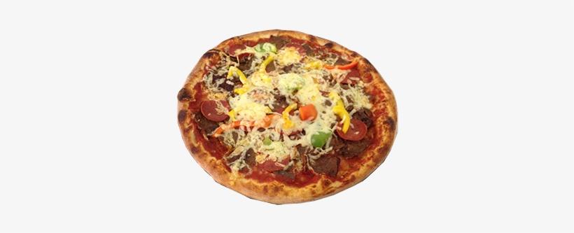 Dk/images/pizza/12 Flora - California-style Pizza, transparent png #689870