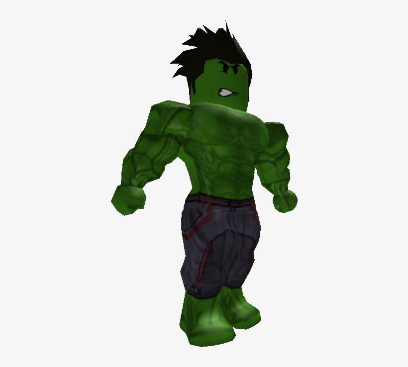 Hulk - Hulkpic - Look Like The Hulk In Roblox, transparent png #689889