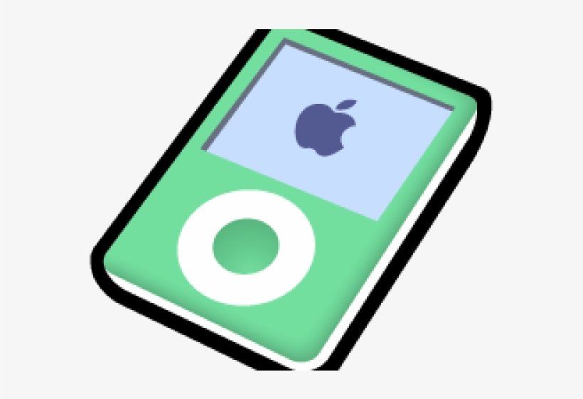 Ipod Cartoon Free Transparent Png Download Pngkey