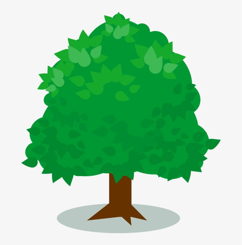 Tree House Branch Oak Weeping Willow - Clipart Image Tree, transparent png #690063