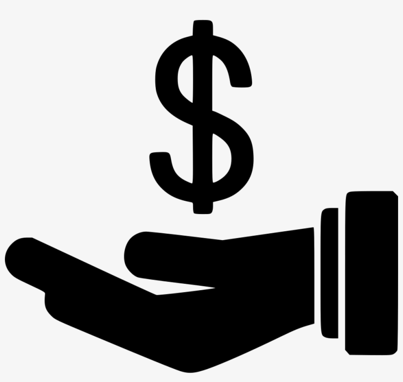 Money Business Bank Banking Service Payment Pay Currency - Dollar Sign Icon, transparent png #691650