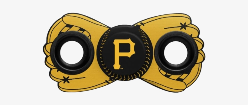 Pittsburgh Pirates Mlb Diztracto Two Way Team Fidget - New York Yankees Two-way Fidget Spinner, Gray, transparent png #693245
