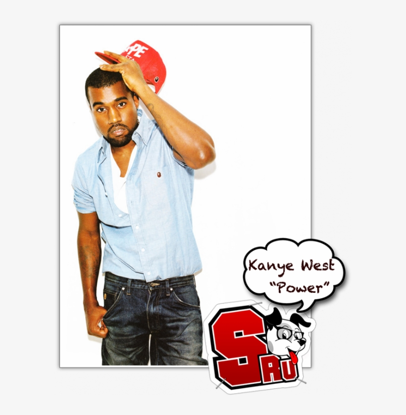 """A Few Days Ago, A New Track, """"power"""" Featuring Dwele, - Kanye West 2010, transparent png #694572"""