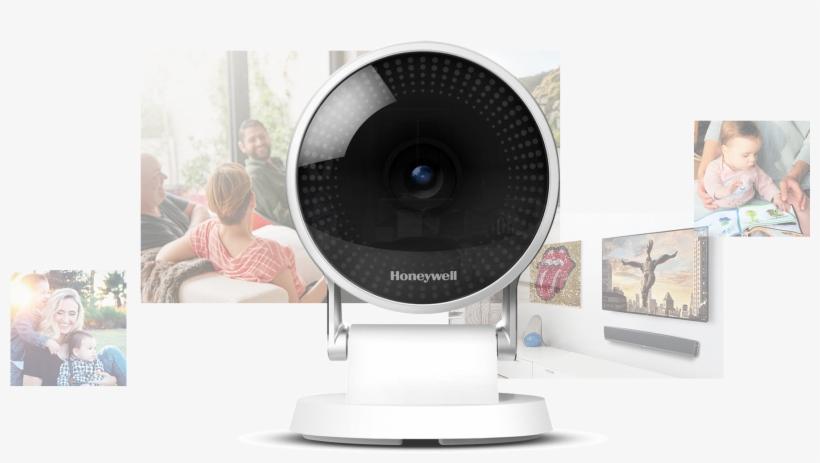 Home Security - Honeywell Security Camera Rchc4400wf1013/u Lyric C2