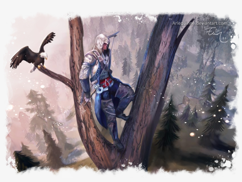 Assassins Creed Iii Connor Kenway Finds Some Peaceful Assassin S