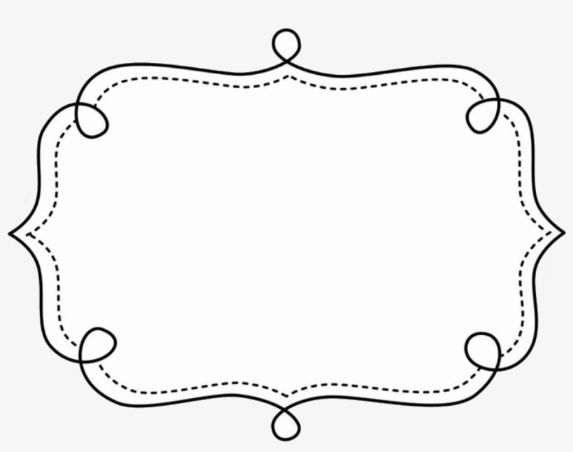 Text Frame, Frame Clipart, Page Borders, Borders And