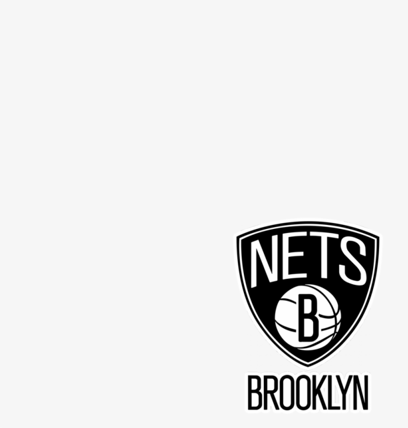 Go, Brooklyn Nets - New Jersey Nets Nba Decal, transparent png #698554
