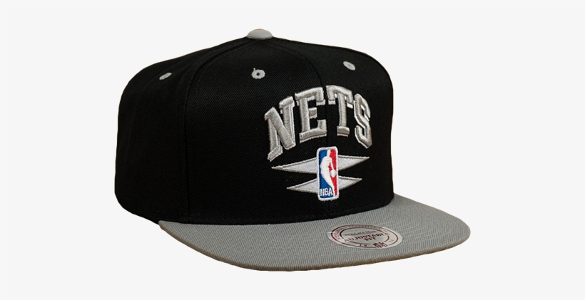 Mitchell & Ness Nba Brooklyn Nets Double Diamond Snapback - Cap, transparent png #699275