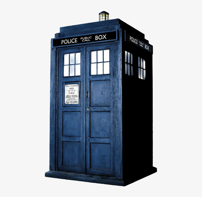 Today We Will Show You How To Draw Tardis From Doctor - Dr Who Tardis Drawing, transparent png #70316