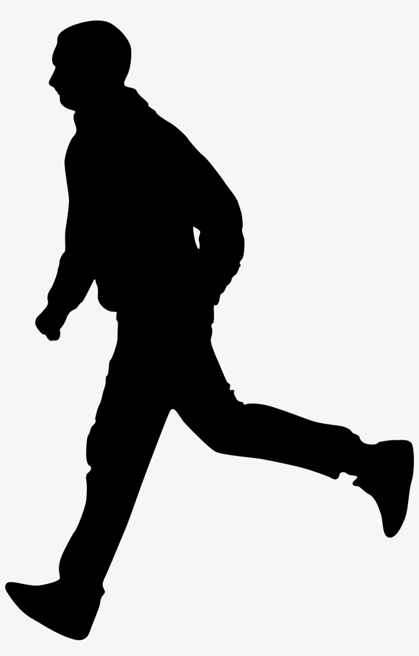 Running Person Png - Man Shadow Png - Free Transparent PNG ...