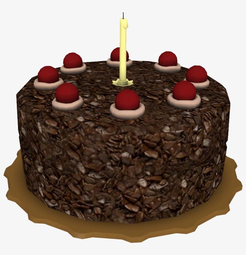 Portal Cake Clipart Portal Cake Free Transparent Png Download