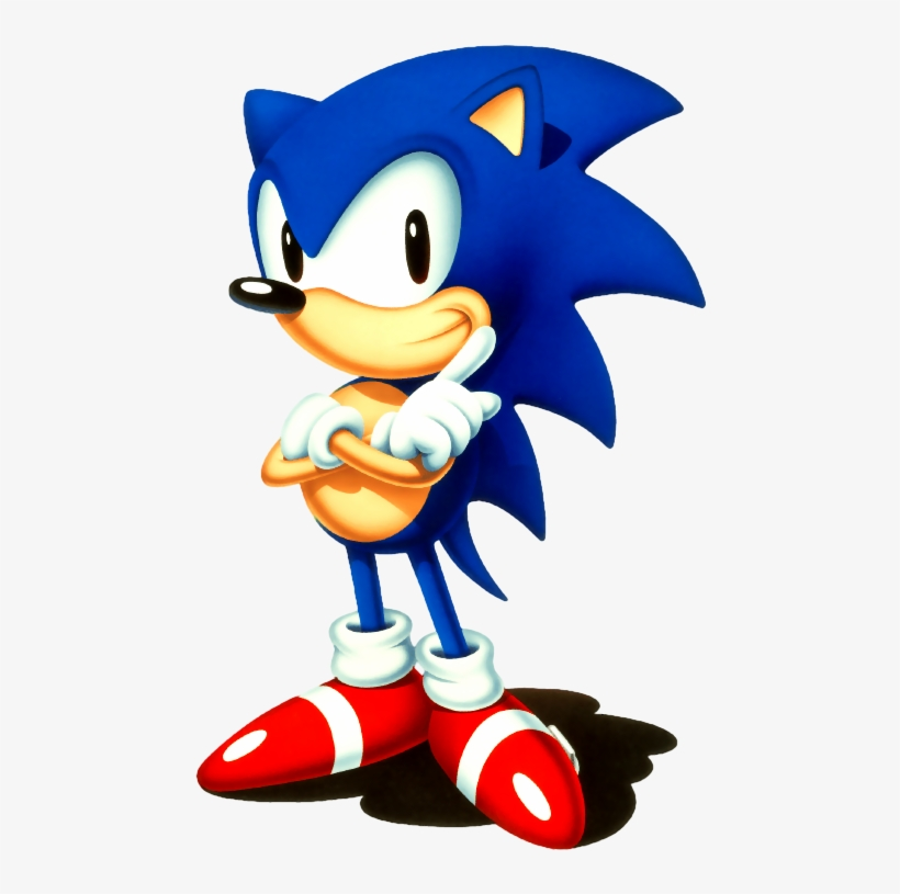 The Hedgehog Gallery Scanf - Sonic The Hedgehog 3 Sonic, transparent png #71663