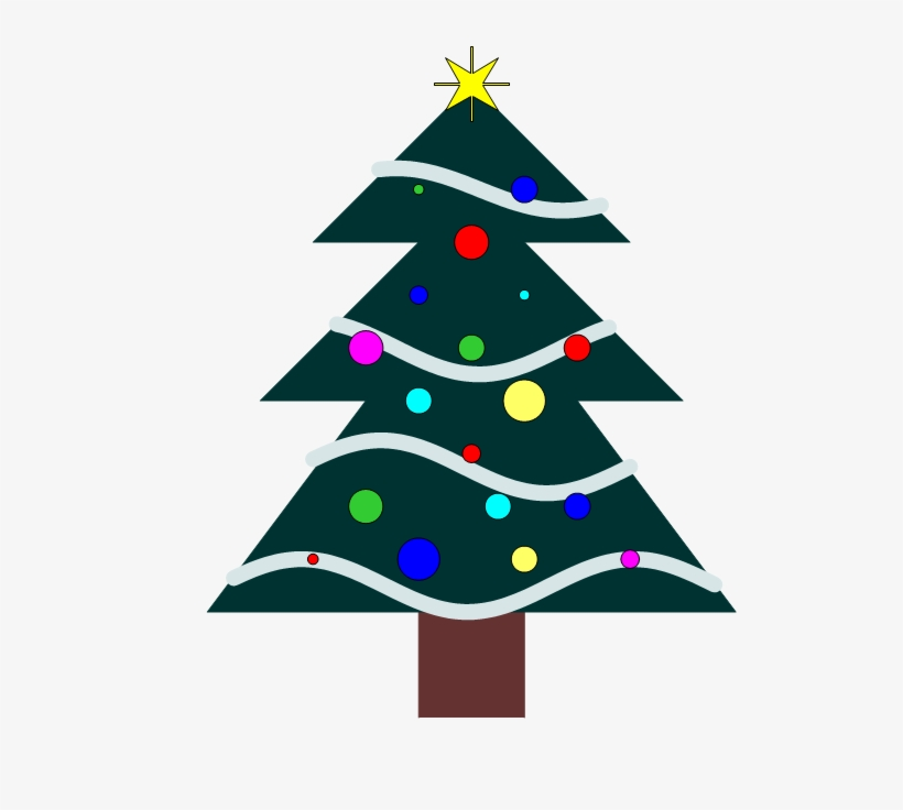Happy Holidays From Golden Software Tree - Christmas Tree, transparent png #72700