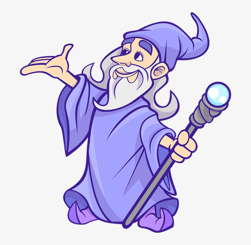 Wizard Png Free Download - Wizard Png, transparent png #73310