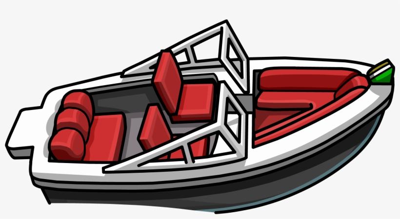 Hydro Hopper Boat Epic Wave - Club Penguin Hydro Hopper Boat, transparent png #73748
