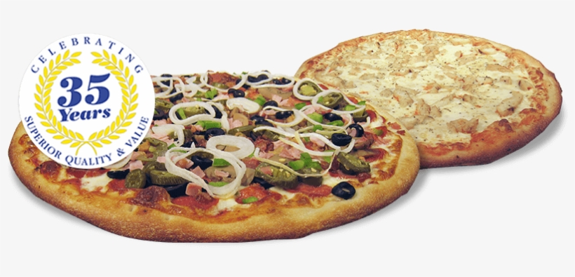 Fresh Baked Pizzas - California-style Pizza, transparent png #73973