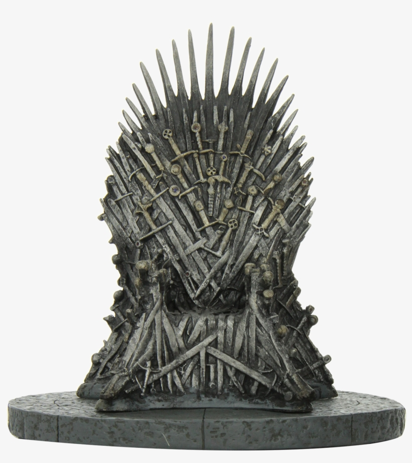 Game Of Thrones Chair Png Photo - Iron Throne Dark Horse 7, transparent png #74911