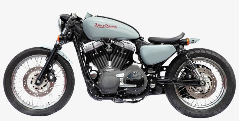 Australia Based Tuner Deus Ex Machina Has Turned The - Cafe Racer Harley Davidson, transparent png #75160