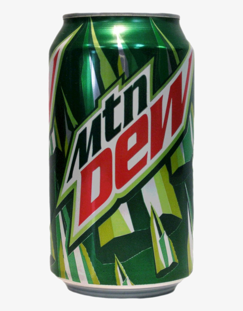 Food - Mountain Dew - 12 Pack, 12 Fl Oz Cans, transparent png #76824