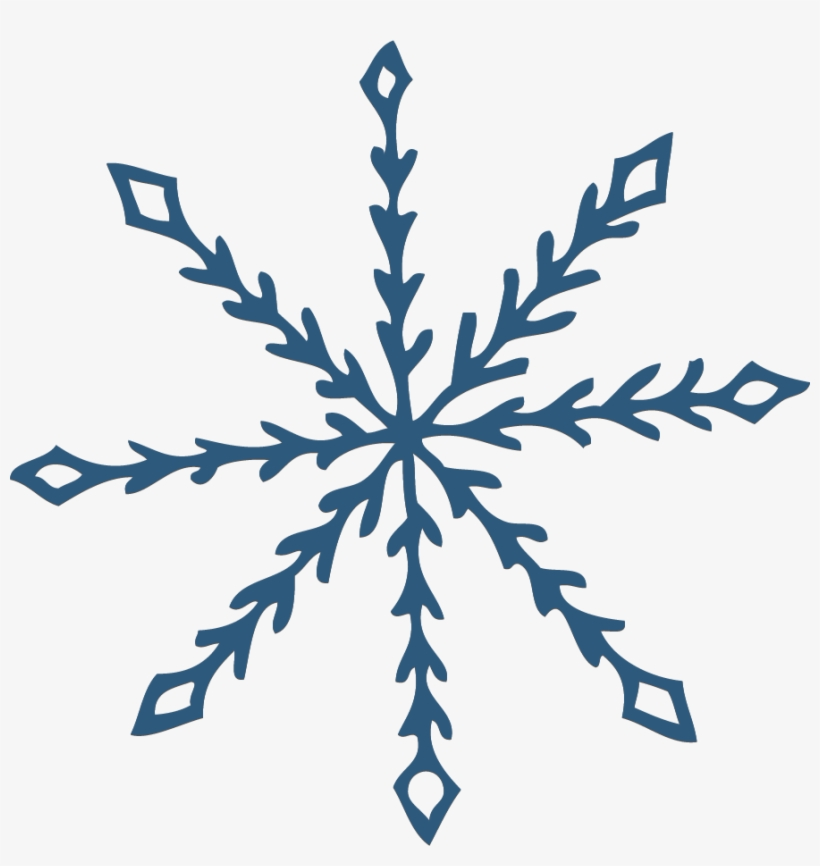 Snow Clipart Frozen Snowflake - Frozen The Movie Snowflake, transparent png #77370