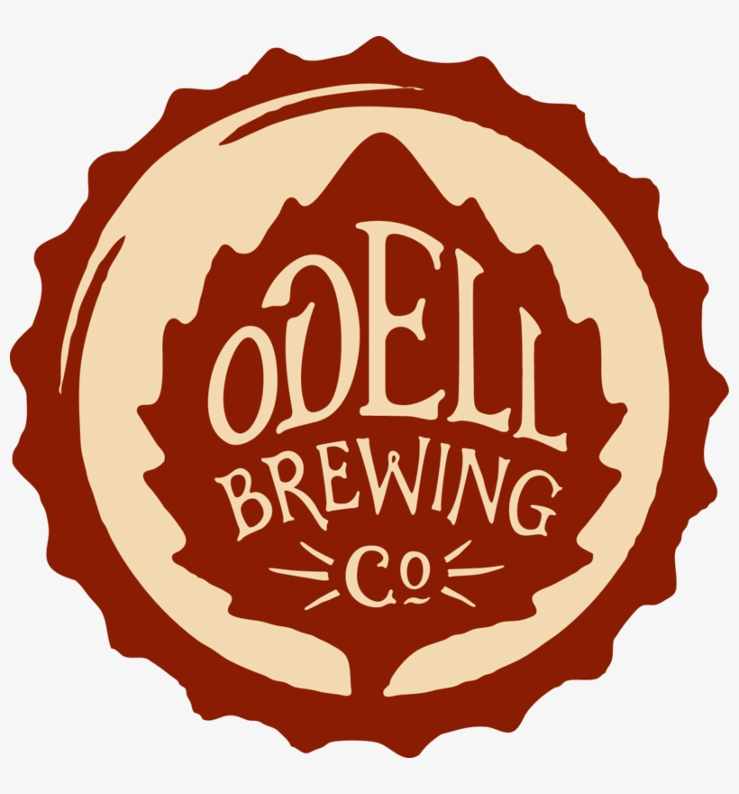 Odell Logo Crown 2color - Odell Brewing Company Logo, transparent png #77504