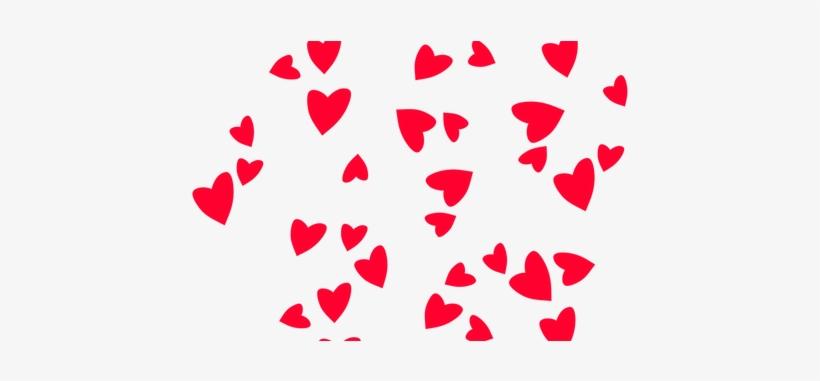 Clipart Transparent Stock Heart Designs Png K Pictures - Mini Hearts Transparent, transparent png #77528
