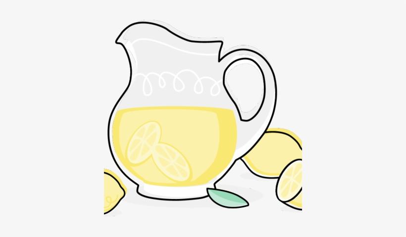 Lemonade Watercolor Png Clip Art Freeuse Stock - Lemonade Clipart, transparent png #78377