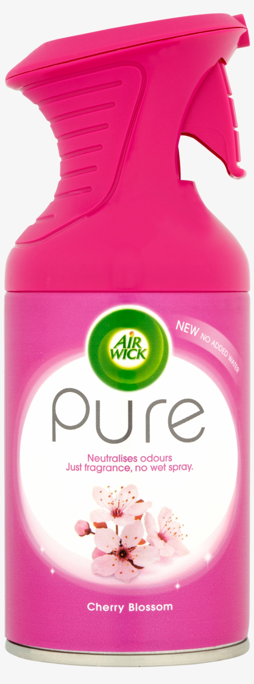 Air Wick Pure Aerosol Cherry Blossom - Air Wick Cherry Blossom, transparent png #78628