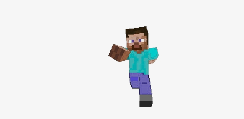 picture about Minecraft Steve Printable referred to as Steve - Free of charge Printable Minecraft Toppers - Free of charge Clear