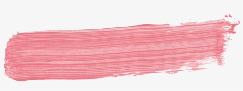 Sb Brush Stroke Pink - Paint Brush Stroke Png, transparent png #78874