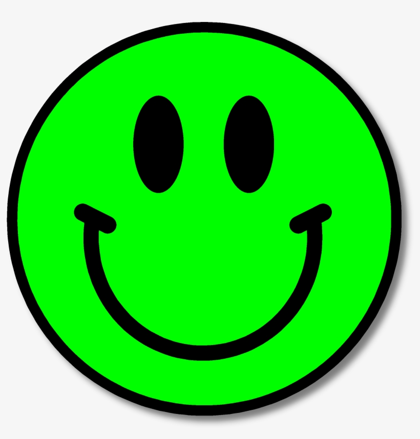Image Free Download Face At Getdrawings Com Free For - Green Smiley Face Emoji, transparent png #79734