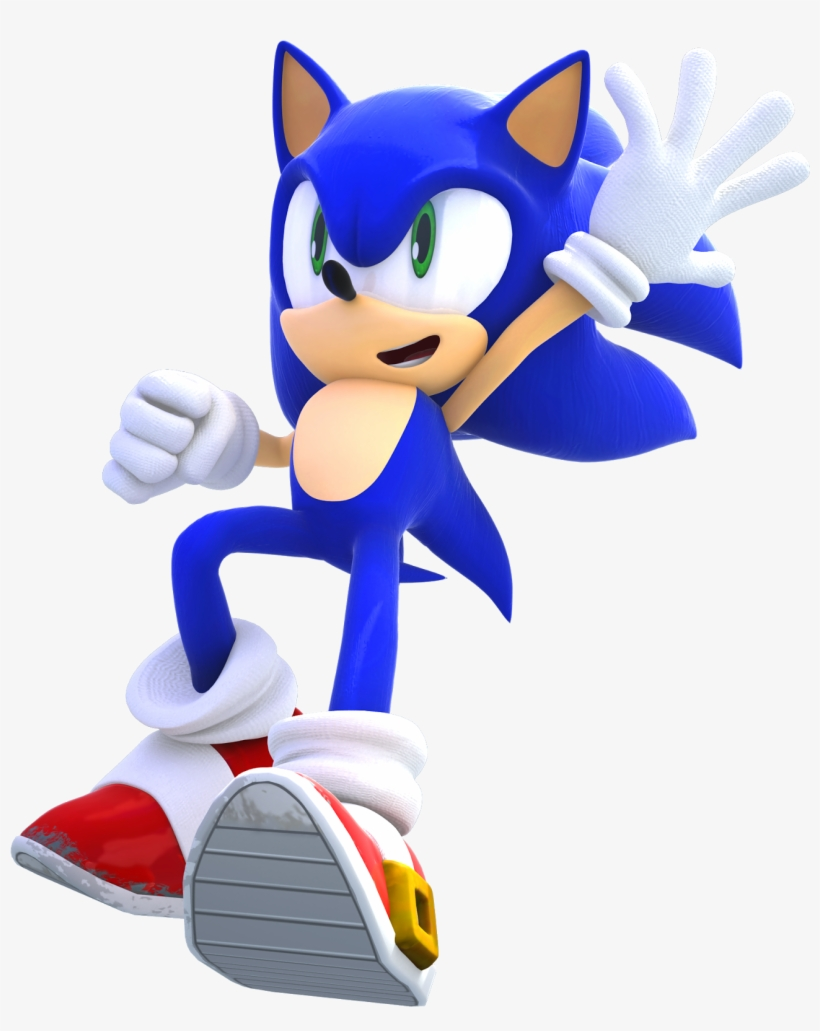 Sonic The Hedgehog Png Pack - Sonic The Hedgehog, transparent png #79973