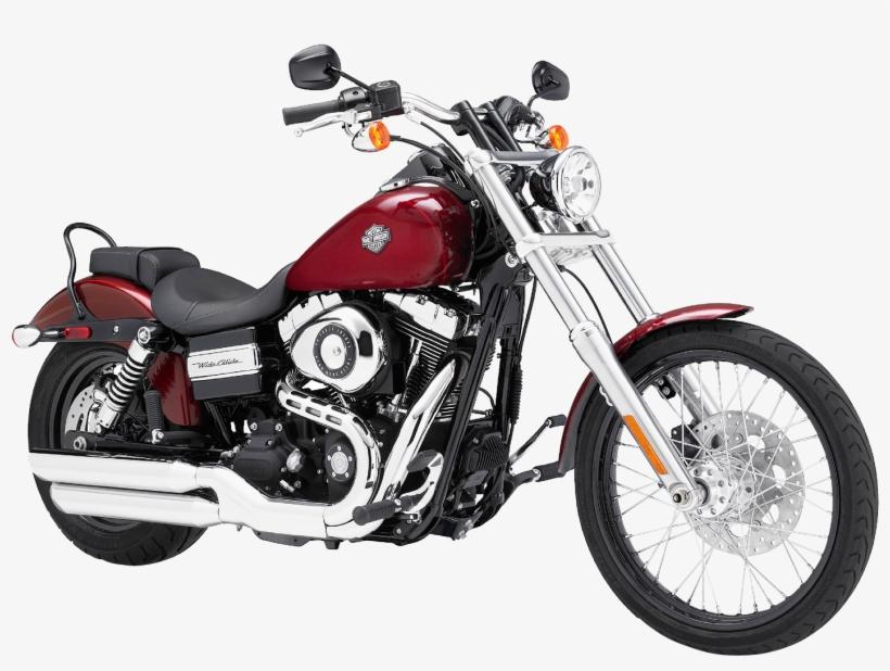 Harley Davidson Png Image - Harley Davidson Wide Glide 2010, transparent png #700902