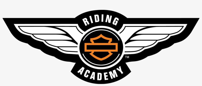 Harley Davidson Logo Riding Academy Png - Harley Davidson Riding Academy Logo, transparent png #701403