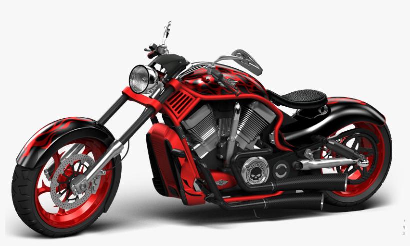 Harley Davidson Png Photo - Harley Davidson Bike Png, transparent png #701519