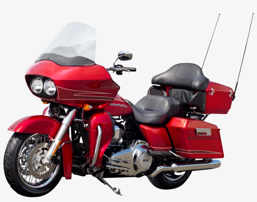 Harley Davidson Red Motorcycle Bike Png Image - Sports Bike Harley Davidson Png, transparent png #701553