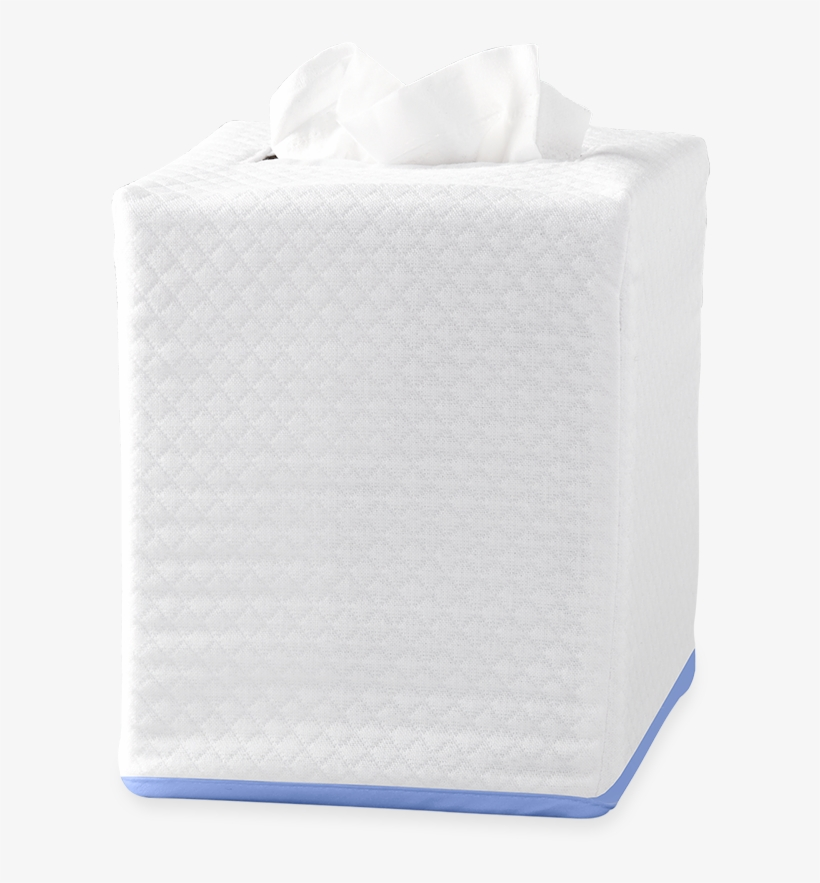 Box cover facial tissue hot